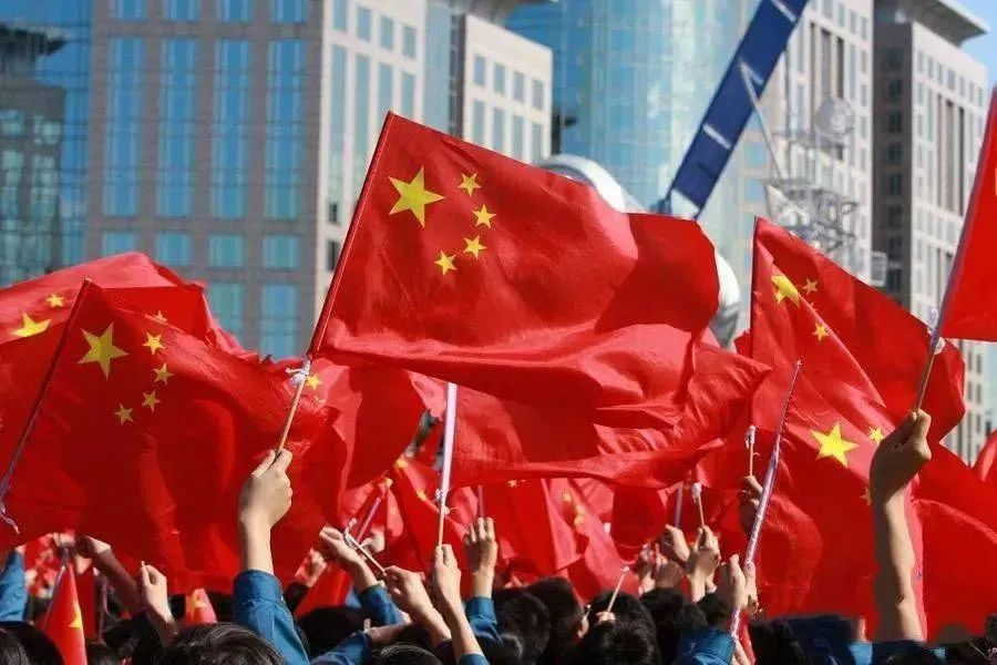 献礼祖国72华诞:有一种骄傲,叫我是中国人!
